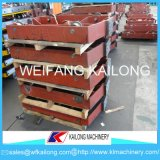 High Quality Molding Line Used Pallet Car for Foundry