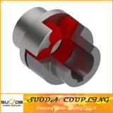 Flexible Plum Blossom Type Elastic Coupling