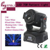 75W LED Moving Head Stage Light for Disco DJ (HL-012ST)