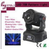 75W LED Moving Head Stage Light for Disco DJ (HL-012ST)