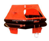 CCS Approved Fishing Boat Inflatable Life Raft