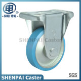 6 Inch Steel-Core Nylon Rigid Caster Wheel