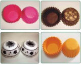 Greaseproof Glassine Paper Baking Cupcake Case Cupcake Liner