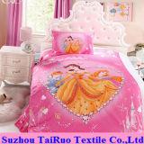 Queen Printed Bedsheet for Children Bedsheet Fabric