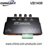 4 Channel Passive CCTV UTP Cat5 Video Balun (VB140B)
