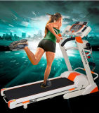 Small Folding Home Motorized Treadmill with CE. RoHS (8057)