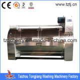 Heavy Duty Full Stainless Steel Horizontal Type Laundry Washing Machine