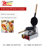 Cheap Electric Egg Shape Waffle Maker for Wholesale