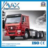 Sinotruk Howoa7 6X4 Tractor Truck for Myanmar