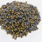 Remarkble Wholesale Dorado Aurum Strass Hotfix Rhinestones for Decoration