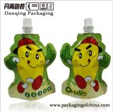135ml Stand up Spouted Pouch for Juice