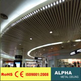 Aluminum Metal Suspended Project Baffle Ceiling