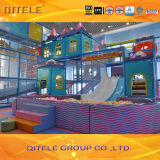 Kid′s Indoor Soft Playground Equipment (QTL-TQ-23)