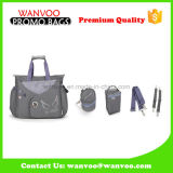 Eco-Friendly Multifunctional Shoulder Satchel Baby Diaper Bag