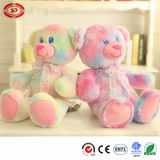 Rainbow Plush Bear New Toy Fancy Kids Gift Soft Teddy