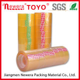 Daily Durable Self Adhesive BOPP Film Stationery Packaging Tapes