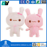 New High Quality Stuffed Animal Plush Toys, Angel Rabbit