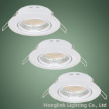 Adjustable GU10 MR16 Halogen LED Recessed Ceiling Downlight