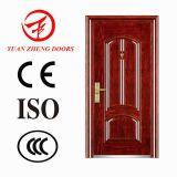 Cheap Exterior Security Door Standard Size Steel Door
