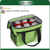 Large Insulated Thermal 600d Material Cooler Bag for Food Storage