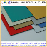4/5/6mm Super Quality Silver Aluminum Composite Panel