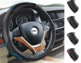 2017 New Model Fabric Sport Car Steering Wheel Cover Wholesale