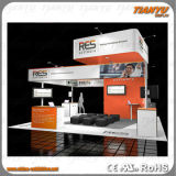 Aluminum Booth Design and Fabrication for Advertising