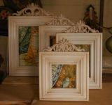 Highend Custom Designed Wooden Frame with Cheaper Price 72