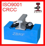 E Type/ W Type Rail Clip for Railway Track