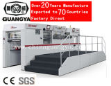 Automatic Foil Stamping and Die Cutting Machine with Stripping (LK106MTF)