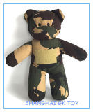 Camouflage Bear Educational Toy