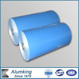 925mm Width Al99.0 Blue Color Coated Aluminum Coil for German