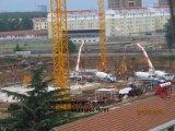 Hongda Group Concrete Pump with Boom 37m