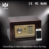 Home or Hotel Safe Deposit Box with Master Code and Master Key 20 Size