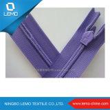 Wholesale Colorful Nylon Invisible Zipper