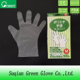 Bottom Price New Coming PE/TPE/CPE Disposable Glove