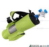 Lightweight Aluminum Personal Oxygen Tank