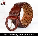 Latest Fashion Women Bonded Leather Braid Belt