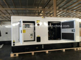 350kVA Soundproof Diesel Generator Set Powered by UK Perkins