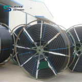 Telecommunication Cable Duct HDPE Silicon Corrugated Core Pipe 40mm