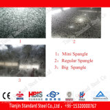 Hot Dipped Gi Zinc Coated Steel Plate in Stock