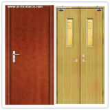 Wooden Fire Rated Door with Different Style and Good Quality
