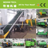 PET dirty waste plastic bottle recycle plant