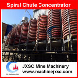 Rutile Concentrator Spiral Concentration Machine for Black Sand Process Plant