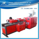 Electrical HDPE Single Wall Corrugated Pipe Production Machine
