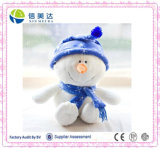 Wholesale Plush Sitting Snowman Toy