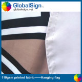 110GSM Polyester Fabric with Sublimation Printed