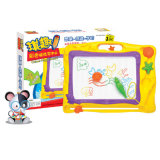 En71 Approval Kids Intelligent Toys Colorful Magnetic Writing Board (H7019005)