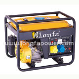 5kVA 5kw 3 Phase Portable Hand Start Gasoline Generator (Set)