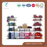 7′ Wide Floor Standing Wooden Display Shelf